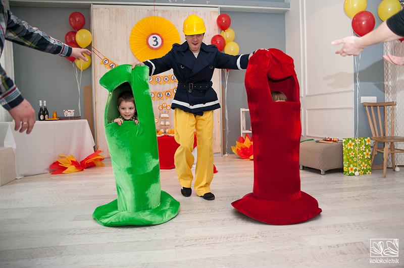 Реквизиты для детских праздников своими руками 77