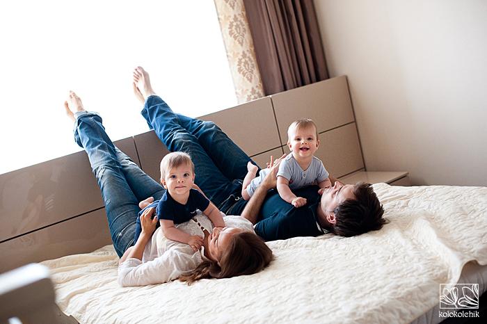 детская фотосессия, семейная фотосессия