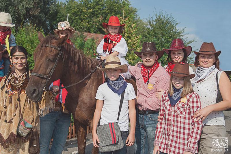 введи ковбойское день рождения фото место для отдыха