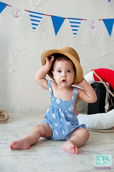 фотопроект морской бриз, детская фотосессия