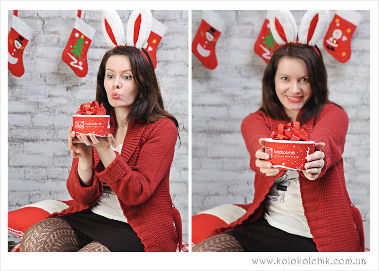 новогодние фотосесии Оля Крепак