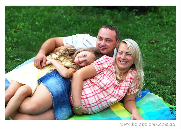 фотосессия  беременныx,  семейная  фотосессия